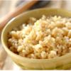 玄米は身体にいいって本当?玄米の効果や炊き方