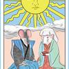 タロットカードの意味 太陽