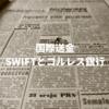 国際送金 SWIFTとコルレス銀行