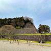 【金沢城めぐり】4段に積み上がった「本丸南面の高石垣」は元々22メートル以上という聳え立つ石垣だった