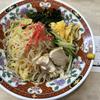 中華食堂一番館の「五目冷し中華」は500円(税込)と節約メニューですが、味に疑問あり。