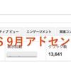 Mr.S ゲームブログのアドセンス・アフィリエイト収益公開 (2016年9月度)