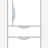 【臨時出費】10年目の冷蔵庫が壊れる
