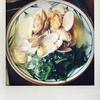「あさりバターうどん」丸亀製麺さん
