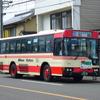 国道9号線を通る路線バス(鳥取県内)