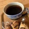 本日のお昼パン9 とコーヒー2