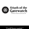 【OAuth of the Gatewatch】Cryptic Commandは技術書典応援祭に出てます【DDRbook append mix】