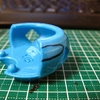 3Dプリンター アセトンで表面処理(2)