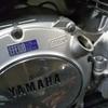 #バイク屋の日常 #ヤマハ #XJR1300 #エンジンオイル交換 #ELF #熱い