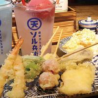 【NEW OPEN】金沢市木倉町に「串天ぷらスタンド ソル兵衛」がオープン!