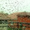 雨に濡れても感情に接続しないこと