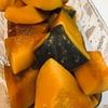 ホットクックでかぼちゃの煮物