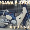 TAKEGAWA P-SHOOTERキャブトンマフラーをスーパーカブ(JA44)に装着![走行動画有り]