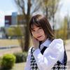 富山美少女図鑑 撮影会! ─ 環水公園 2021年4月10日 NARUHAさん その23 ─