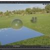 Blender2.8のEEVEEレンダーエンジンで透過マテリアルを利用する