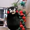 くまモン 熊本復興応援フェアに出没