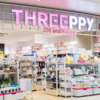 ダイソーの300円ショップ『Threeppy(スリーピー)』の店舗はどこにある?