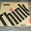 ThinkPadX280が届きました