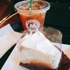卵と純生クリームのシフォンケーキ@MORIVA COFFEE
