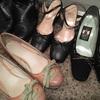 体重の変化があると靴のサイズも変わる。靴は意外と盲点だった。