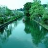 岡山県倉敷の美観地区をのんびり散策する