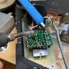 MICROのレコードプレイヤーの修理 -その3-