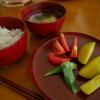 2016年9月30日(金)朝食