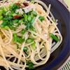 基本のペペロンチーノのレシピ(乳化の方法)