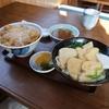 志の田きしめんとかつ丼を老舗麺類食堂でいただきました @一宮 大脇屋本店
