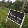Orto Asamaの畑見学。