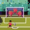 [Scratch]サッカーゲーム(PK戦)を作ろう!-キーパーを動かそう(3/6)-