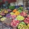 マデイラ島の観光スポット「ラブラドーレス市場」