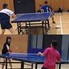 それぞれの…鈴亀地区中学校新人卓球大会