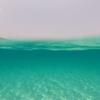 マレーシアで1番の海で海水浴