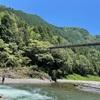 奥多摩【川井キャンプ場】で涼を楽しむ