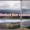 In New Zealand Part90 Climbed Ben Lomond