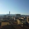 冬のイタリア「ひとりで滞在するフィレンツェ旅!ドゥオーモのクーポラを堪能するなら、ジョットの鐘楼へ」