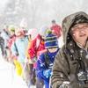 【野生塾の泊さん】風変わりなメンバーで行く冬の富士見ヶ丘公園