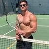 ボディビルダーみたいなテニスプレーヤーはあんまりいないだろう