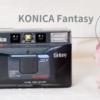 KONICA Fantasy 使い方♪