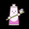 私と歯磨き