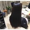 根元から毛先までサラサラに。髪質改善ストレートパーマの魅力。