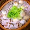 冬瓜と豚ばら肉のシンプルベストな塩くず鍋