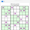 Sudoku-3609-hard, the guardian, 3 Dec, 2016 - 数独を Mathematica で解く