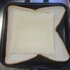 ポテトフライとチーズのホットサンド