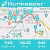 新横浜へ10キロRUN