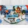 LEGO 40416 アイススケートリンク ノベルティ