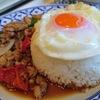 【中目黒 イム アロイ】タイ料理の店でスパイシーチキン玉子のせご飯を食す!