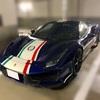 フェラーリ488ピスタのスペシャルモデル、ピロティ・フェラーリ!