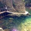 滝好きなら絶対アクアビレッジANMONへ行こう!
